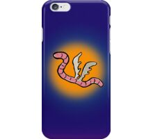 eagle worm iPhone Case/Skin