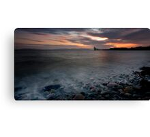 Galway Bay - Salthill Co. Galway Ireland Canvas Print