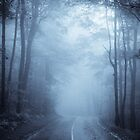 Ghost Road by DChungaPhoto
