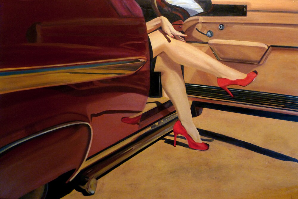 Hell on Heels by Shari Cerney