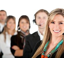 Call Center and Customer Service by dorismaril21