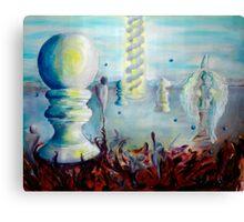 Blind prospective Canvas Print
