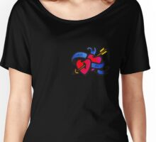 All In Hearts and Arrows Women's Relaxed Fit T-Shirt