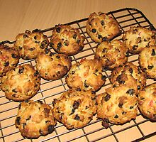 Rock Cakes - Fresh from the Oven by BlueMoonRose