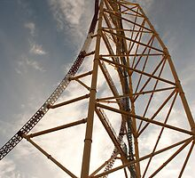Daytime Ride into the Sky by Bryan Kopeck