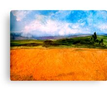 Gazing at the Gleam...Hardy Country.... Canvas Print
