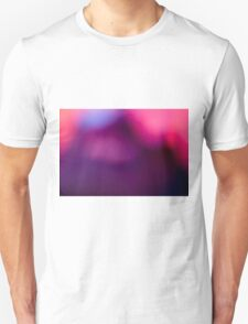 Abstract brilliant colorful abstract in purple  T-Shirt