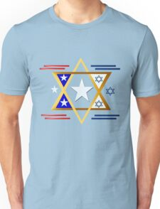 America-Israel  Unisex T-Shirt