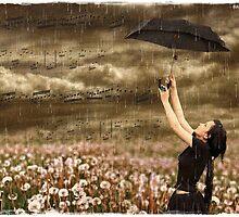 ~ Singing In The Rain ~ by Alexandra  Lexx Larsson
