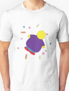 Food is Delicious T-Shirt