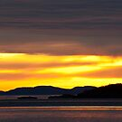 Superior Sunset by Skye Hohmann