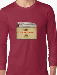 Retro Australian cigarette lighter Long Sleeve T-Shirt