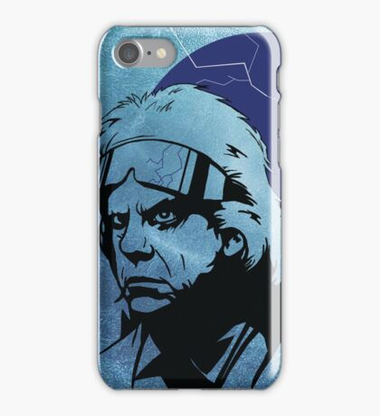 'The Doc' from Back To The Future iPhone Case/Skin