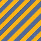 UCLA stripes by Nikola Kantar