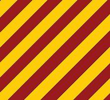 USC stripes by Nikola Kantar