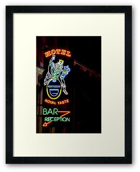 Royal Taste Bar by phil decocco