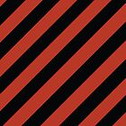 Manchester United stripes by Nikola Kantar