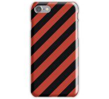 Manchester United stripes iPhone Case/Skin