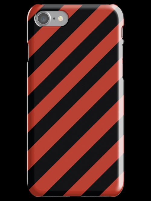 Manchester United stripes by Nikola Kantar