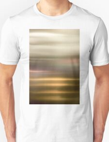 Golden Abstract brilliant colorful abstract T-Shirt