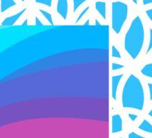Peace Pocket Sticker