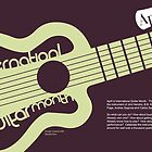 April - Internation Guitar Month by KRPace