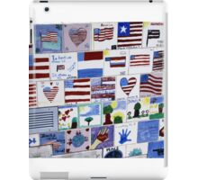 America Together Through it All  iPad Case/Skin