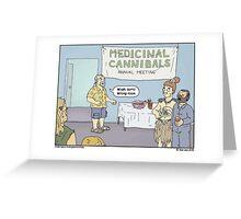 Munchies Greeting Card