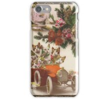 Cats on Wheels iPhone Case iPhone Case/Skin