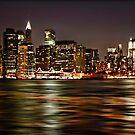 The City That Never Sleeps by Evelina Kremsdorf