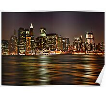 The City That Never Sleeps Poster