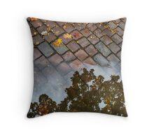 Autumn - Herbst Throw Pillow