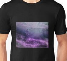 Connected to higher levels of consciousness Unisex T-Shirt