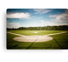 Field of the dream Canvas Print