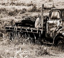 Rusty Old Bedy by Ryan Conyers