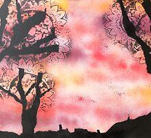 Katherine Dine - Silhouette by Street  SmART