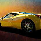 Ferrari 458 Italia by Stuart Row