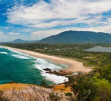 Holiday Paradise at Dunbogan Beach by Chris  Randall