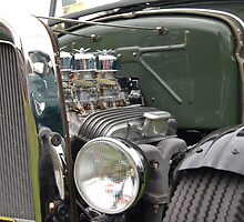 Ford Hot Rod by FDCVader