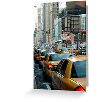 Where to? Greeting Card