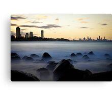 Gold Coast Canvas Print