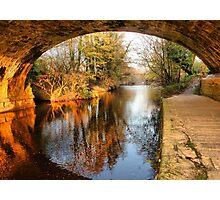 Under the Aquaduct. Photographic Print