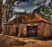 Livery - Australian Pioneer Village,Wilberforce - The HDR Experience by Philip Johnson