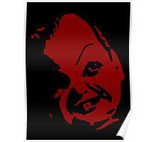Profondo Rosso Bambola Poster
