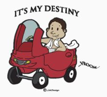 "Baby Del Rio ""It's My Destiny"" by JackieMDesign"