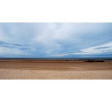 Titchwell Beach North Norfolk. Photographic Print