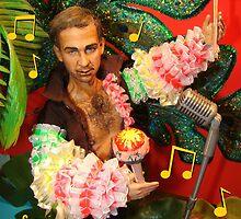 """Lee Oswald as """"Cuban Pete:"""" by PaulStanley"""