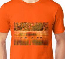 Autumn Geese Unisex T-Shirt