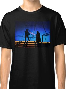STAR WARS! Luke vs Darth Vader  Classic T-Shirt