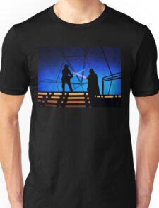 STAR WARS! Luke vs Darth Vader  Unisex T-Shirt